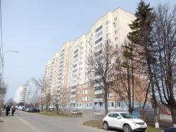 Жилой дом на ул. Ленинская